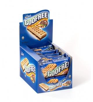 Goofree kakaós-mogyorós