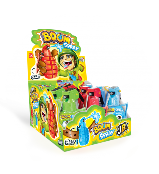 Johny Bee Boom Spray