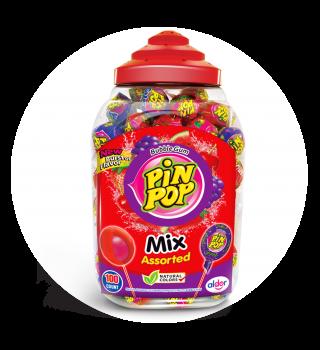 Pin Pop assorted nyalóka