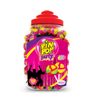 Pin Pop Party nyalóka