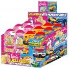 Barbie - Hot Wheels tojás
