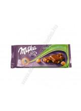 Milka Egész Mogyorós  Táblás Csoki