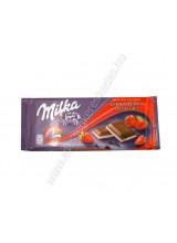 Milka Epres Joghurtos Táblás Csoki