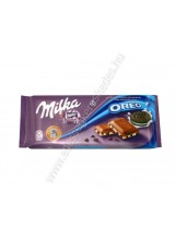 Milka Oreo Táblás Csoki